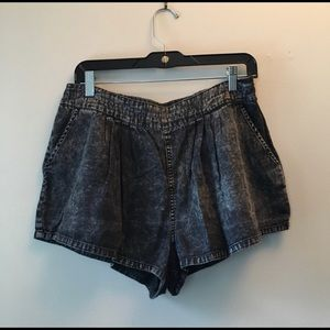 BDG Acid Wash Shorts